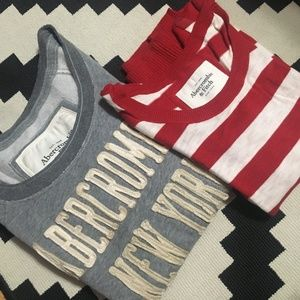 Abercrombie And Fitch Sweater Bundle